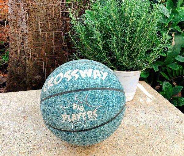 Đánh giá review bóng rổ Crossway Big Players